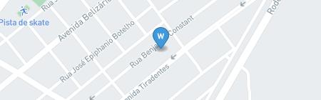 Mapa do endereço da empresa